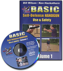Basic Self-Defense Handgun Use & Safety