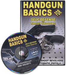 Handgun Basics for Self Defense and Target Shooting