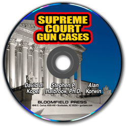 Supreme Court Gun Cases