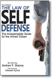 The Law of Self DefenseGuide