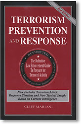 POLICE BOOKS FOR THE PUBLIC TERRORISM PREVENTION & RESPONSE