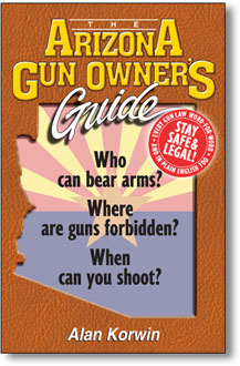 TEXAS GUN OWNER'S GUIDE