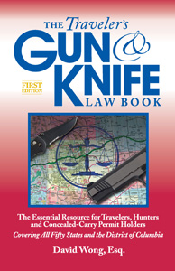 Gun and Knife Law Book